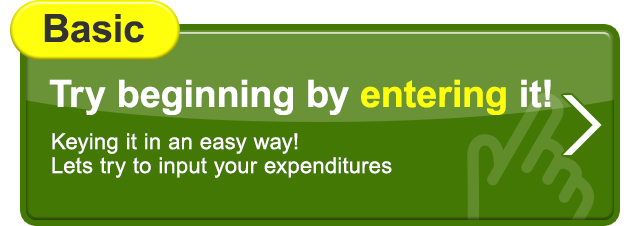Basic Try beginning by entering it! Keying it in an easy way! Lets try to input your expenditures